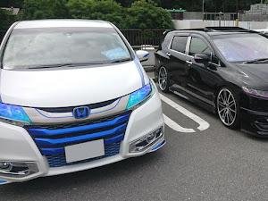 オデッセイ RC4 RC1でした😄20周年特別仕様車のカスタム事例画像 シロッセイ  Three.h.R  No.6さんの2020年07月08日06:47の投稿