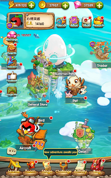 Angry Birds: Ace Fighter apk screenshot