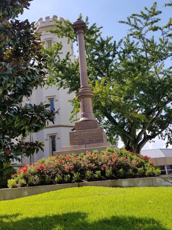 Henry Watkins Allen Monument
