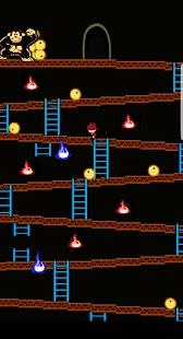 Monkey Kong Classic arcade - náhled