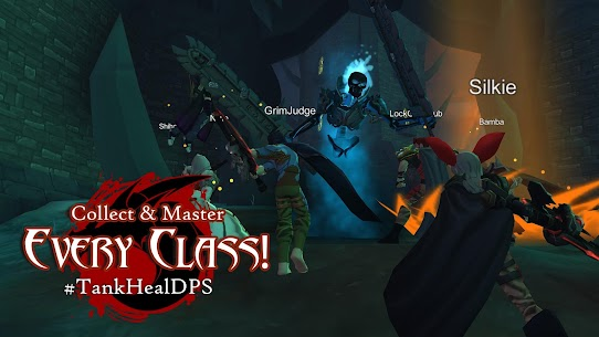 AdventureQuest 3D 1.5.4 Apk (Infinite Gems) MOD 3
