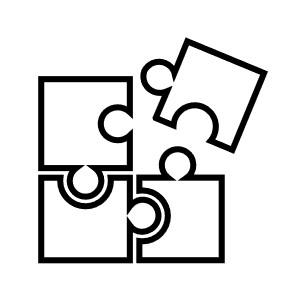 Puzzle lösen
