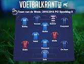 Dit is ons team van de speeldag: Sels, De fauw, Dewaest, Vossen,...