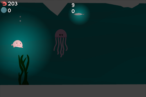 Blobby Fish- screenshot thumbnail