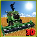 Hay Trattori agricoli Sim 3D icon