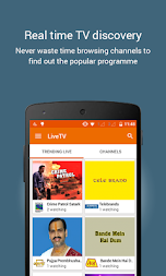 YuppTV - LiveTV Movies Shows APK screenshot thumbnail 2