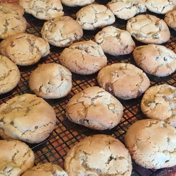 Ginger Walnut Cookies Recipe
