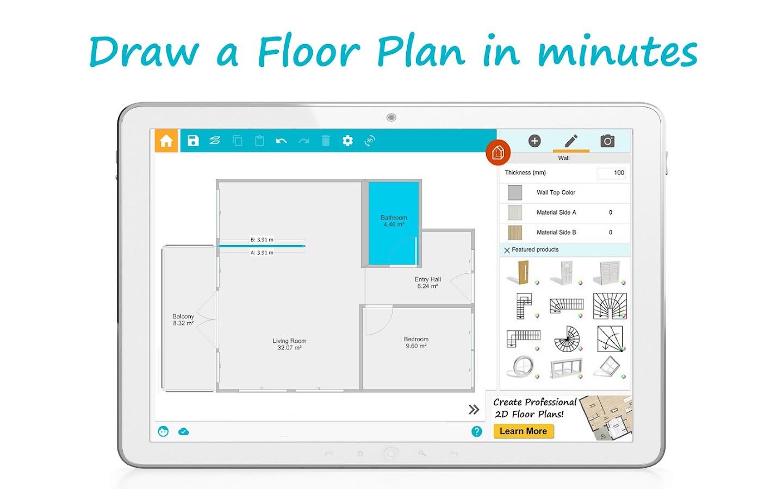 RoomSketcher Home Designer Android Apps On Google Play - Professional home designer