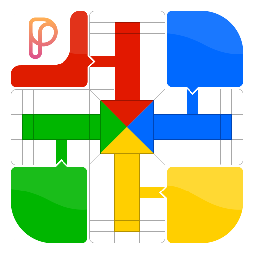 Parcheesi Ludo Multiplayer - Classic Board Game Icon
