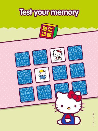 Hello Kitty u2013 Activity book for kids apktram screenshots 12