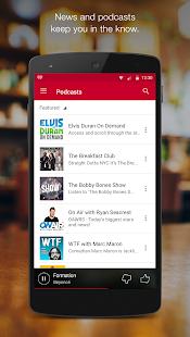 iHeartRadio Free Music & Radio Screenshot 6