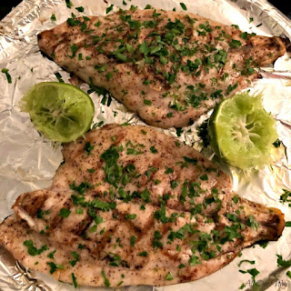 The Best Way to Cook Florida Pompano – Grilled with Citrus and Olive Oil.