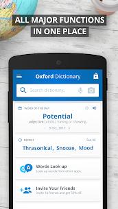 Oxford Dictionary of English v9.1.391 [Premium + Mod + Data] APK 3