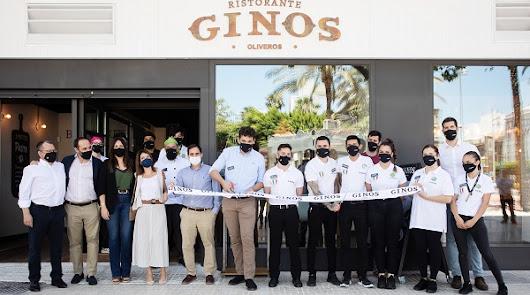 Ginos llega a Almería generando diez nuevos empleos