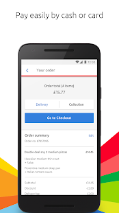 Just Eat - Takeaway delivery- screenshot thumbnail