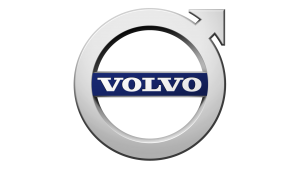 Android Auto Compatible car featuring Volvo logo