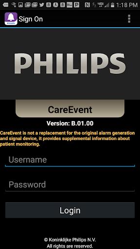 Philips CareEvent B.01