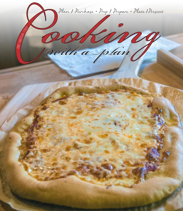 Thin & Crispy Oven Baked Pizza Crust Recipe