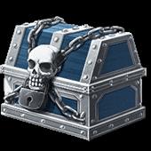 海賊の宝箱(銀)