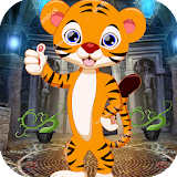 Best Escape Game 417- Little Cheetah Rescue Game