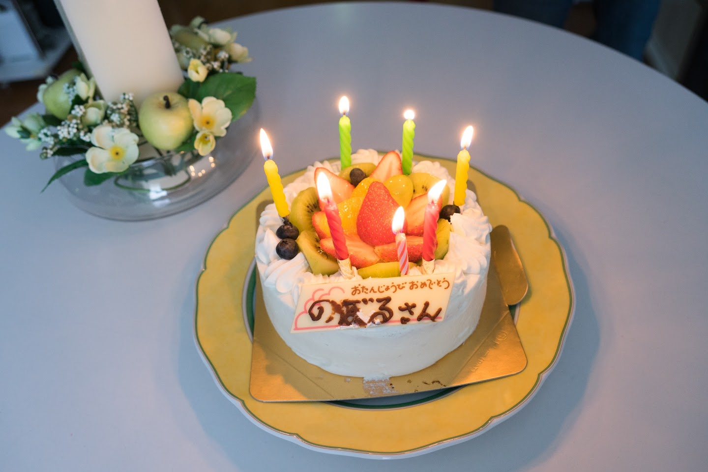 Happy Birthday to NOBORU!