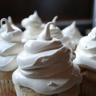 Marshmallow Frosting.