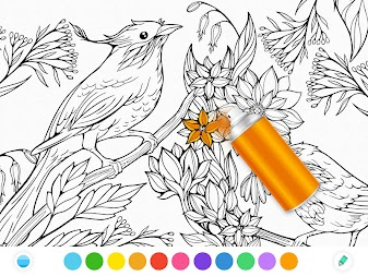InColor - Coloring Books 2018 APK screenshot thumbnail 12