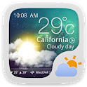 Outside GO Weather Widget icon