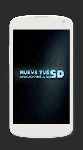 Mueve tus aplicaciones a la SD