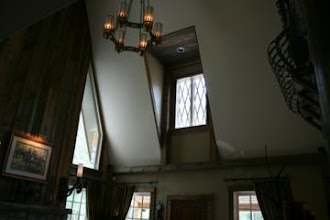 Photo: Interior View, House Has 30 Foot High Ceiling