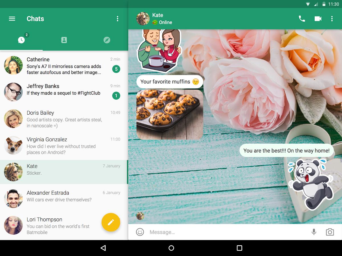 「Chat&Messenger」国産ビジネスチャットツール - …