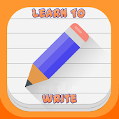 Learn To Write Cursive - Trace ABC & 123 Free