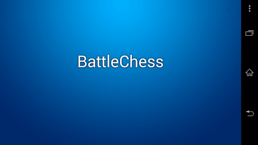 BattleChess alpha
