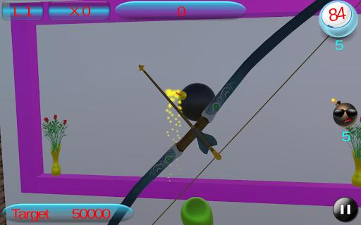 玩免費動作APP|下載3D Balloon Bow & Arrow app不用錢|硬是要APP