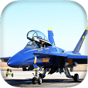 NAVY PLANE SIMULATOR 3D icon