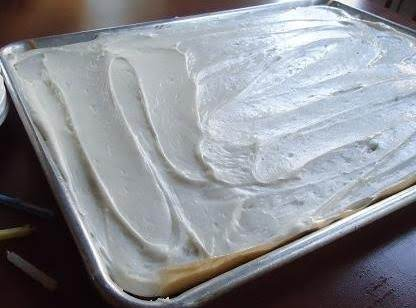 French Cream Icing Recipe
