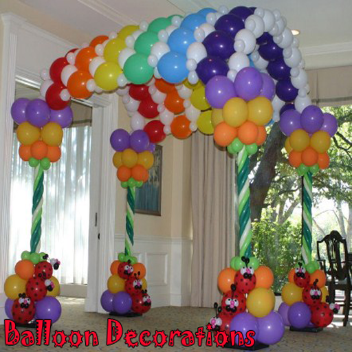 Balloon Decorations Android Apps On Google Play