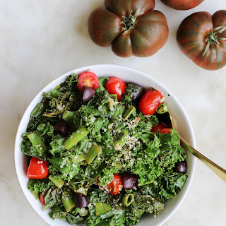 The Best Sauteed Kale
