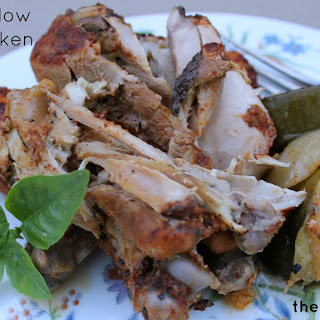 Chili-Lime Slow Cooker Chicken Legs