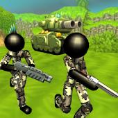 Tải Stickman Mô phỏng chiến đấu xe tăng APK