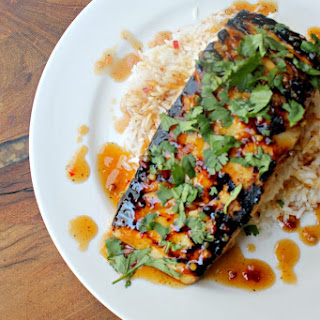 Fish Friday - Thai-Style Halibut