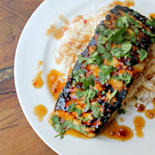 Fish Friday - Thai-Style Halibut .