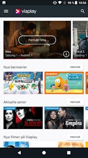 Viaplay- screenshot thumbnail
