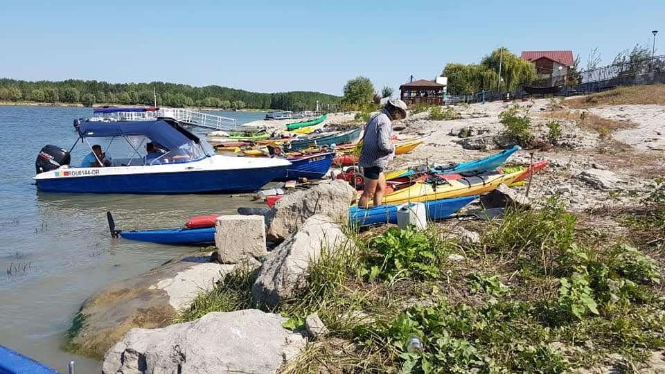 TID 2019 - Mona Wolfs war unterwegs von Kladovo bis Sfantu Gheorghe