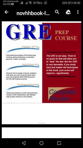 GRE Prep & Practice screenshots 2