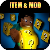 ITEM & MOD MCPE
