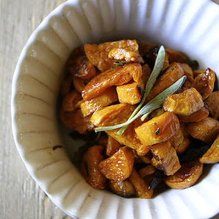 Spanish Roasted Sweet Potatoes Recipe