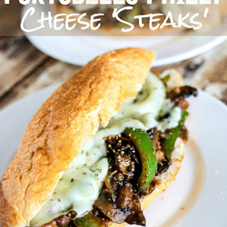 Vegetarian Cheese Steak Recipes