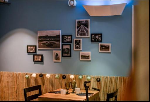 Restaurant Cambo les Bains Laurent Rodriguez La Cantine