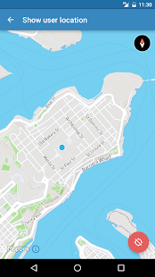 Mapbox Dev Preview- screenshot thumbnail